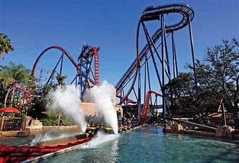 busch gardens in ta top 20 of the most visited theme