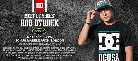 rob dyrdek dc rob dyrdek and dc shoes collaboration