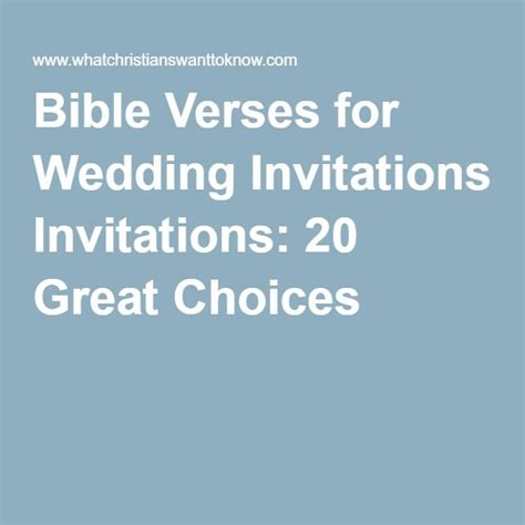 Wedding Themed Bible Verses by The 25 Best Bible Verses For Weddings Ideas On