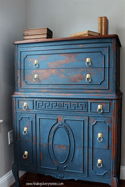 How Do You Distress Furniture by So Distressing 6 Ways To Distress Furniture Finding Silver Pennies