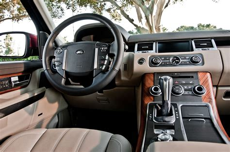 land rover sport interior refreshing or revolting 2014 range rover sport photo