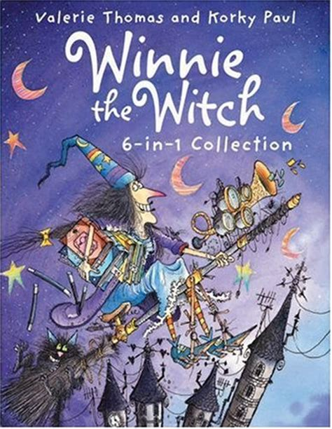 enchantress of numbers a novel of ada books winnie the witch 6 in1 collection by valerie