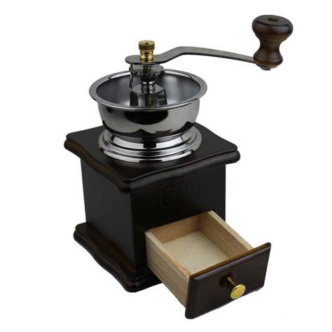 High Quality Coffee Grinder Cheap High Quality Manual Coffee Grinder Black