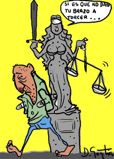imagenes de justicia ciega justicia ciega de david goytia pol 237 tica cartoon toonpool
