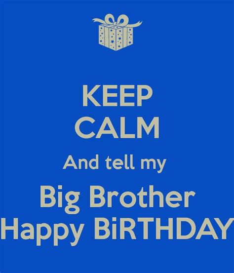 Quotes For Your Brothers Birthday 17 Best Brother Birthday Quotes On Pinterest Birthday