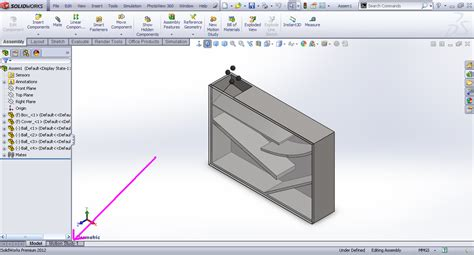 tutorial solidworks animation tutorial simulation of ball basic motion in solidworks
