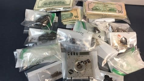 Marion County Warrant Search Two Arrested After Meth Heroin And Weapons Found In