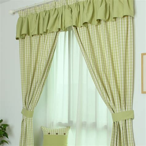 fresh country living room drapes curtains rooms drapery plaid fresh counrty living room green plaid curtains