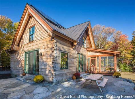 chalet home plans vt north pomfret vt real log homes vermont log cabin