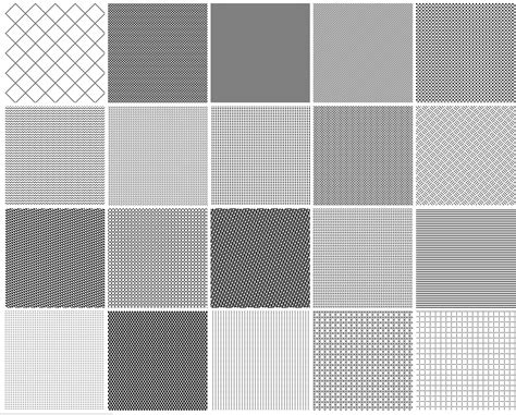 pattern en photoshop 700 ready to grab free photoshop pixel patterns