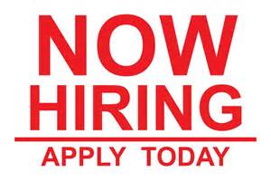 Hiring In We Are Now Hiring A To Z Ta Bay