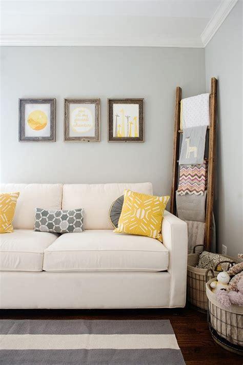 Grey And Yellow Nursery Decor Yellow And Grey Nursery Decor Maddie Pinterest