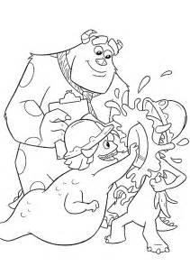 inc coloring pages monsters inc coloring pages best coloring pages for