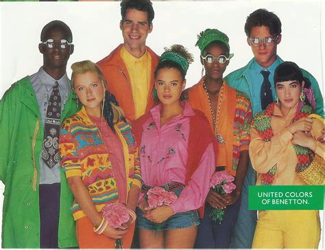 rare 80 s mix dear golden vintage benetton
