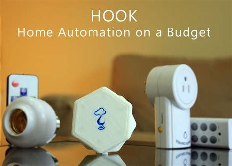 hook budget home automation system