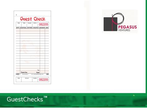 Background Check 18 501sp Asian Themed Medium Single Copy Cardboard Guest Checks 18 Lines 1 Part Pink