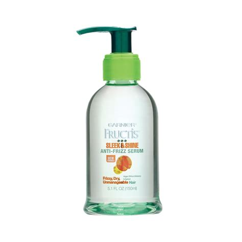 Serum Vitamin C Garnier garnier fructis sleek shine anti frizz serum review