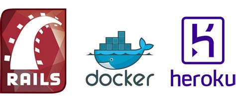 docker tutorial rails how to boot a new rails project with docker and heroku