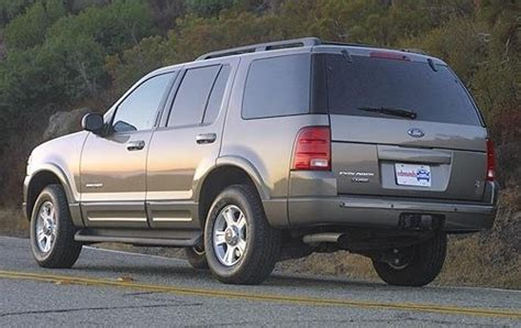 auto body repair training 2004 ford explorer head up display 2004 ford explorer warning reviews top 10 problems you must know