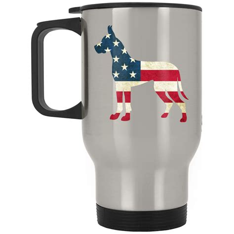 top pet gifts usa flag great dane travel mug top pet gifts