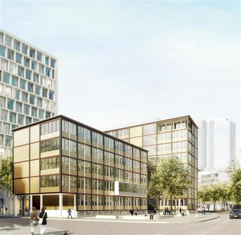 frankfurt architekten frankfurt architekten wettbewerb um bundesrechnungshof