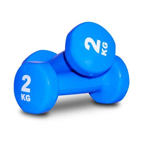 Dumbell 2 Kg shop for 2kg vinyl coated dumbell in melbourne the