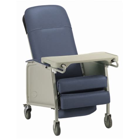 Geri Chairs by Invacare 3 Position Recliner Geri Chair Invacare Geri Chair