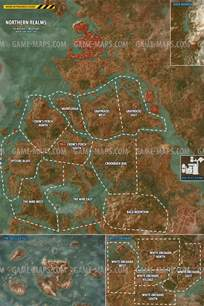 The Witcher World Map by The Witcher 3 Wild Hunt World Map Walkthrough Maps