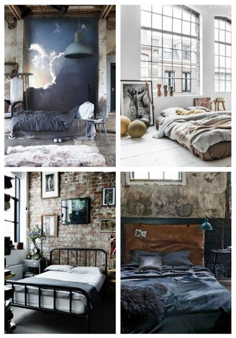 31 trendy industrial bedroom design ideas comfydwelling
