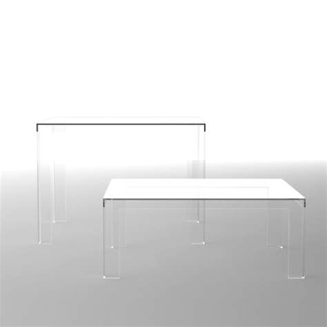 acrylic furniture desks ikea and clear acrylic on pinterest