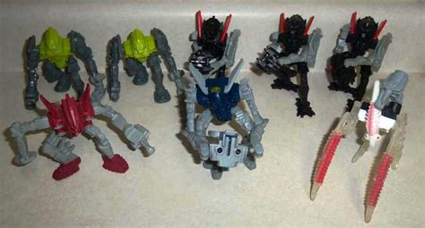 2008 lego bionicle mistika set of 8 mcdonalds youtube mcdonald s 2008 lego bionicle mistika happy meal toys lot