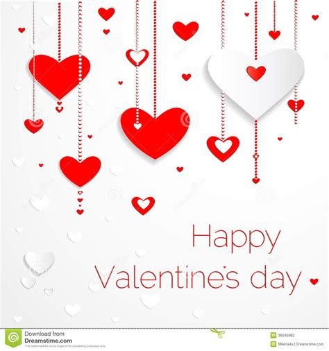 happy valentines cards happy valentines day cards stock photography image 36045982