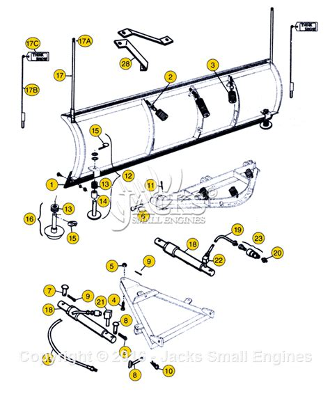 western plow wiring diagram power pack western plow