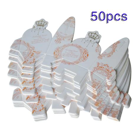 decoration table fete 50x boite a dragees couronne mariage bapteme decoration table fete favor box on aliexpress