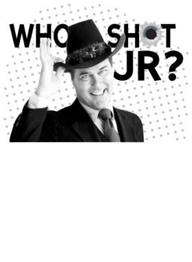 Who Shot JR Dallas Soap Ewing Trending TV Fan T Shirt