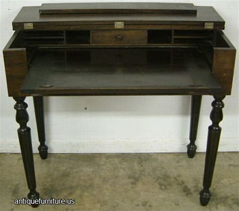 Antique Spinet Desk by Antique Mahogany Spinet Desk At Antique Furniture Us