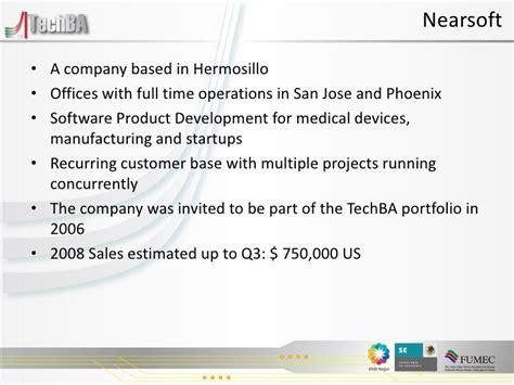 Mba Syllabus 2008 Regulation by The Techba Program Process To Develop Hi Tech Companies