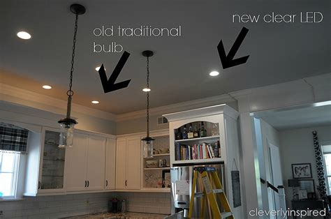 recessed lights in kitchen brightest recessed lighting for kitchen cleverly inspired
