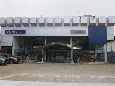 Diskon Mobil Truck Mobil Kontruksi Bangunan hyundai buka dealer baru di sunter berita otomotif
