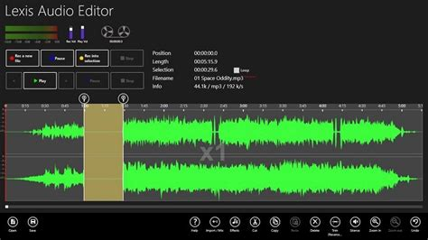 audio format editor online 7 best tools to edit audio files in windows 10