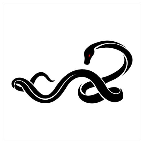 snake tribal tattoo designs tattoos snake stencils