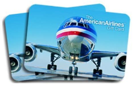 American Airline Gift Cards - 200 american airlines gift card winners million mile secrets