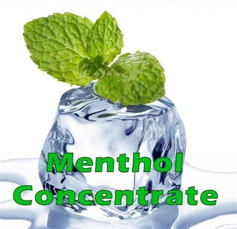 Liquid Menthol Cooling Concentrat menthol concentrate the alchemists cupboard