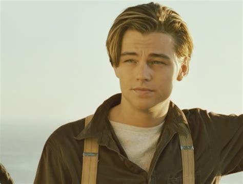 name of leonardo dicaprio hairstyle in the departed why every girl needs to find her quot jack dawson quot in life