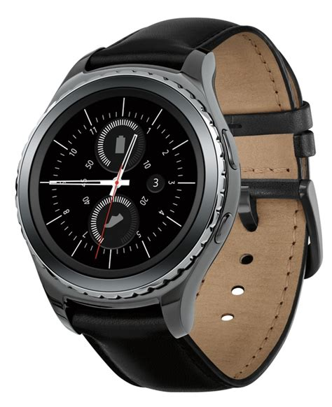 Samsung bringing Gear S2 classic 3G/4G smartwatch to Verizon, AT&T, and T Mobile