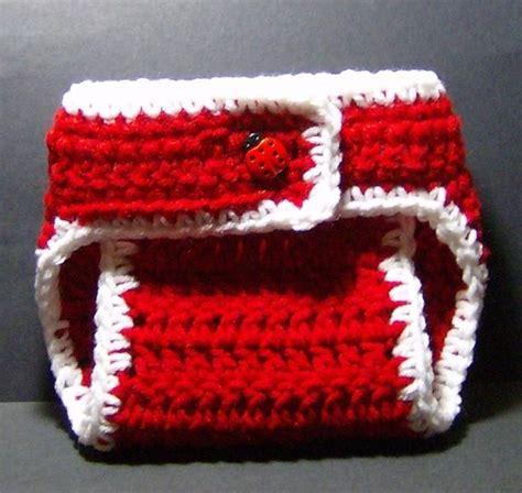 Christmas Pattern Diapers   crochet diaper cover free pattern yarn love