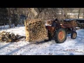 firewood carrier