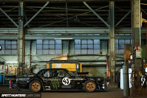 hoonigan mustang suspension 1965 ford mustang hoonigan asd gymkhana seven drift