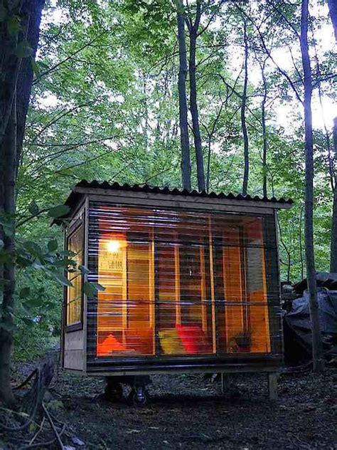 micro cabins nyu professor uses micro cabin to grade papers