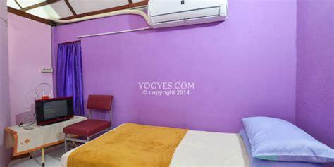 Dispenser Murah Yogyakarta losmen 3 penginapan sederhana di jogja mulai rp 60 000